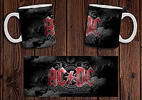 "Чашка ""AC/DC"" №1"