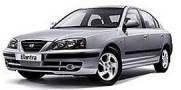 Фаркопы Hyundai Elantra XD (2000-2006)