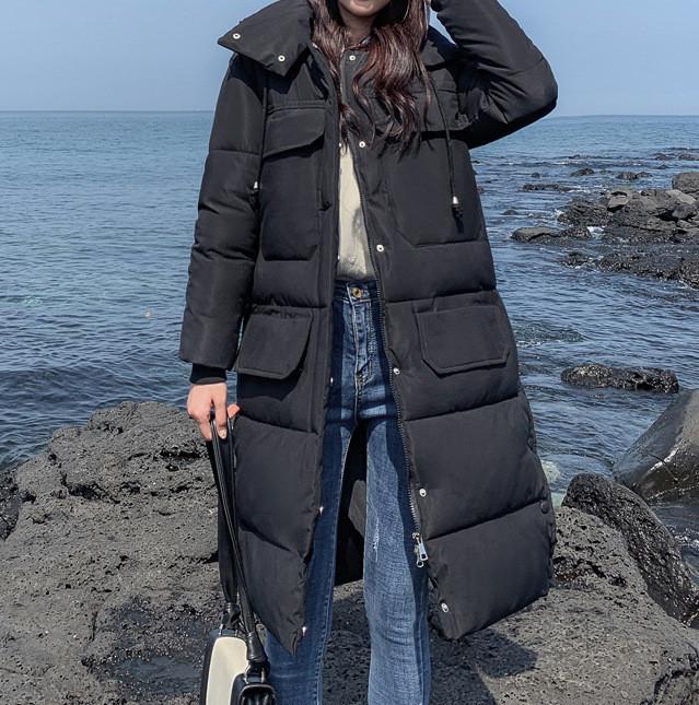 Куртка зимняя женская размер 50 (3XL)  AL-8528-10