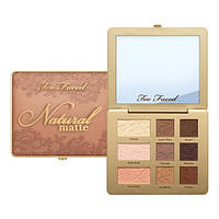 Палетка теней Too Faced Natural Matte Neutral Eye Shadow Collection 2018