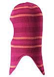 Зимняя шапка - шлем для девочки Reima Touhu 518528-4651. Размеры 46 - 54., фото 3