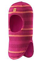 Зимняя шапка - шлем для девочки Reima Touhu 518528-4651. Размеры 46 - 54., фото 1