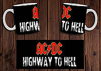 "Чашка ""AC/DC"" №3"