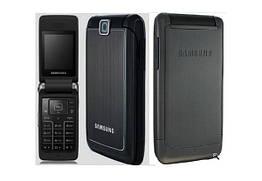 Мобільний телефон Samsung s3600 Black розкладачка 880 маг