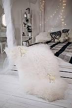 Шкура овеча натуральна біла, австралійка