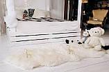 Ковер из 2-х овечьих шкур 200х70, фото 3