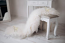 Овеча Шкура, біла 120х80