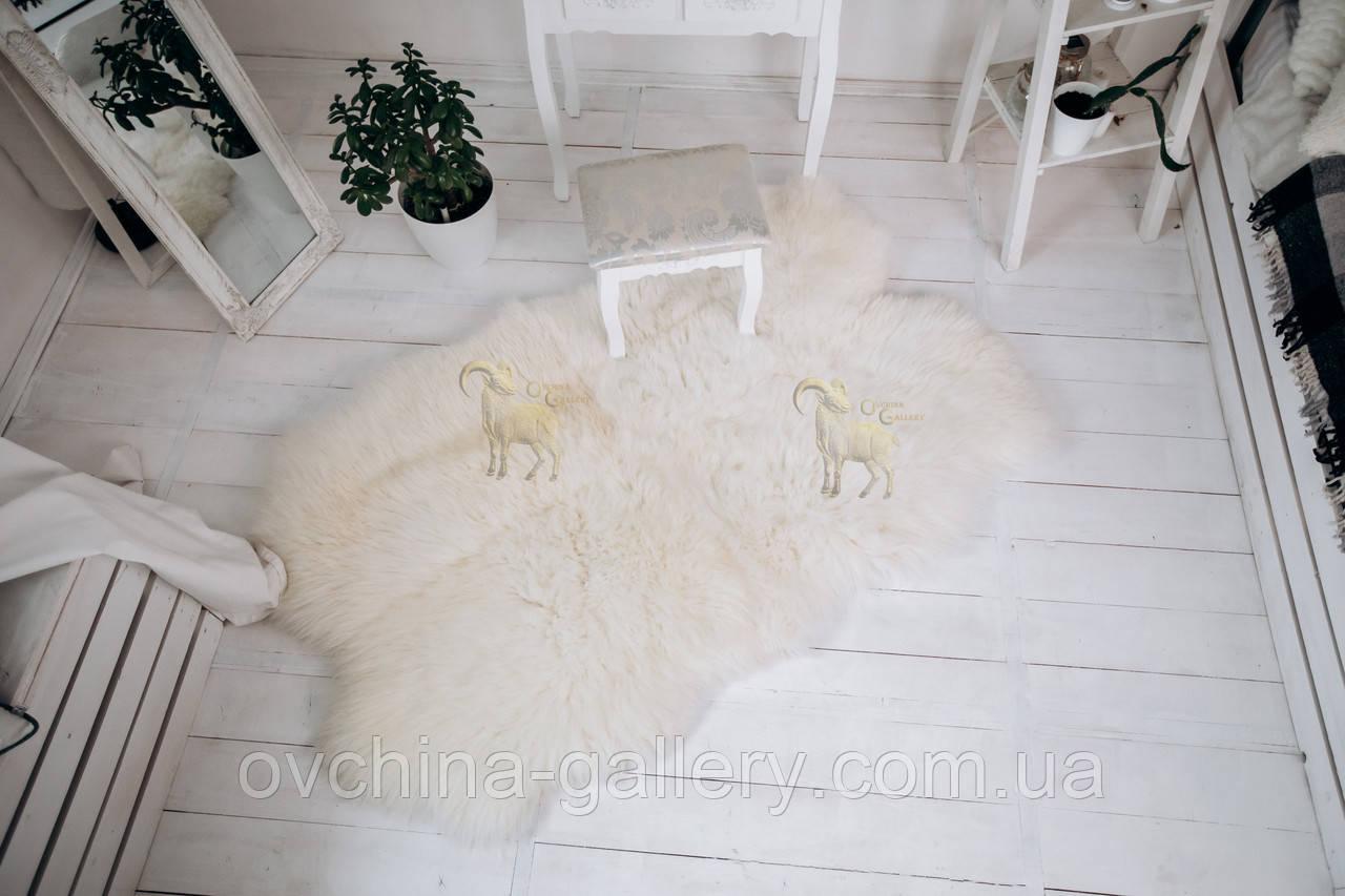 Килим з 4-х овечих шкур