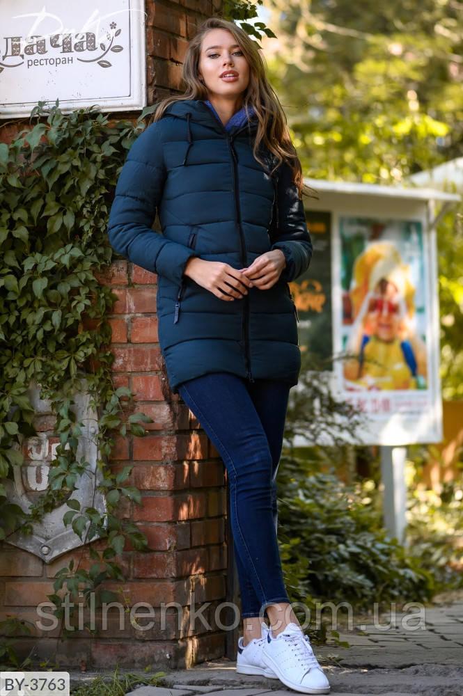 Куртка женская теплая на зиму
