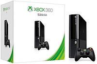 Игровая консоль Xbox 360 E 500 Gb MultiLT+Freeboot