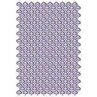 Трафарет 22х33 см Фон из лилий