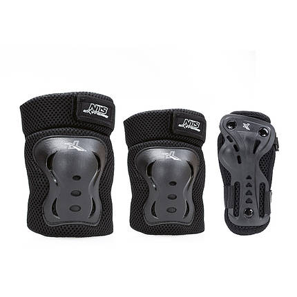 Комплект защитный Nils Extreme H706 Size S Black, фото 2
