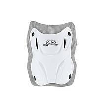 Комплект защитный Nils Extreme H407 Size XL White/Grey, фото 3