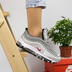 Женские кроссовки в стиле Nike Air Max 97 (36, 37, 38, 39, 41 размеры)
