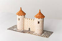 Конструктор керамический Країна замків і фортець Две башни 470 деталей (07104)