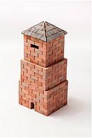 Конструктор керамический Країна замків і фортець Западная башня 400 деталей (07112)