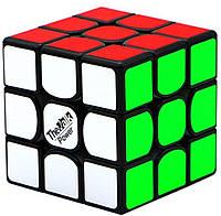 Кубик Рубика QiYi MoFangGe Valk 3 Power 3x3 Black-Base (128)