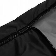 Спальный мешок SportVida SV-CC0022 Black/Grey, фото 2