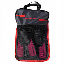 Ласты SportVida SV-DN0008JR-S Size 29-33 Black/Pink, фото 3