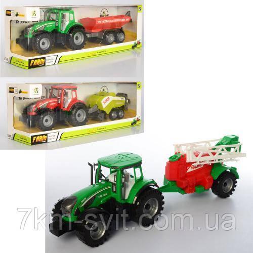 Трактор 0488-303-4-5