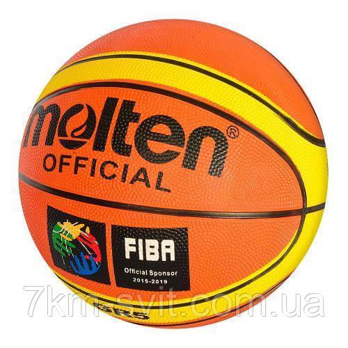 Мяч баскетбольный MS 2914-3