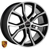 Zorat Wheels BK5362 R21 W9.5 PCD5x130 ET50 DIA71.6 MBMF