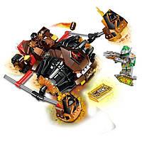Конструктор Nexo Knights 79237 Лавинный разрушитель Молтора 199 деталей