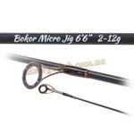 Спиннинг Bokor Micro Jig 1.98 м 2-12 г IM-10