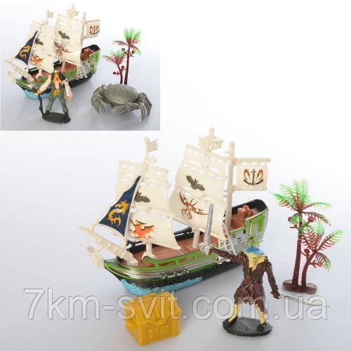 Набор пиратов 15998-1-2
