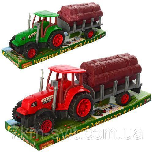 Трактор 0488-7