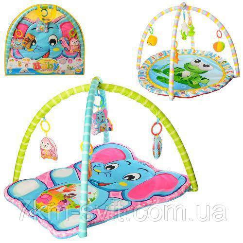 Коврик для младенца 518-25-38