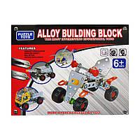 Металлический конструктор Квадроцикл Kronos Toys