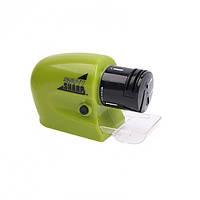 Точилка для ножей Swifty Sharp 20х15х10 Зеленый (1000035)
