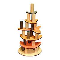 Игра дженга Высокий замок Крутиголовка