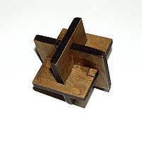 3D-головоломка деревянная Крутиголовка Бессонница