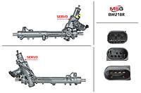 Рулевая рейка BMW 5 E60 2003-2010 с ГУР восстановленная