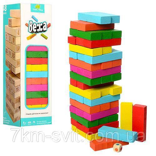 Деревянная игрушка Игра MD 1210