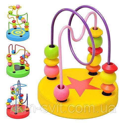 Деревянная игрушка Лабиринт MD 0489