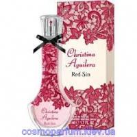 Парфюмированная вода Christina Aguilera - Red Sin (15мл.)