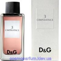 Туалетная вода Dolce & Gabbana - 3 L`Imperatrice (100мл.)