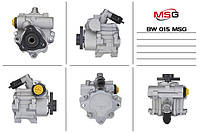 Насос гидроусилителя BMW X5 E53 новый MSG BW015