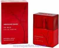 Парфюмированная вода Armand Basi - In Red (100мл.)