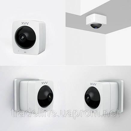 Панорамная IP-камера Xiaomi Panoramic IP Camera HD 1080P (XVV-1120S-A1), фото 2