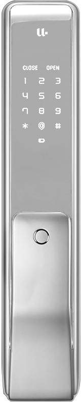Умный замок Xiaomi Advantage Smart Lock M2 Silver