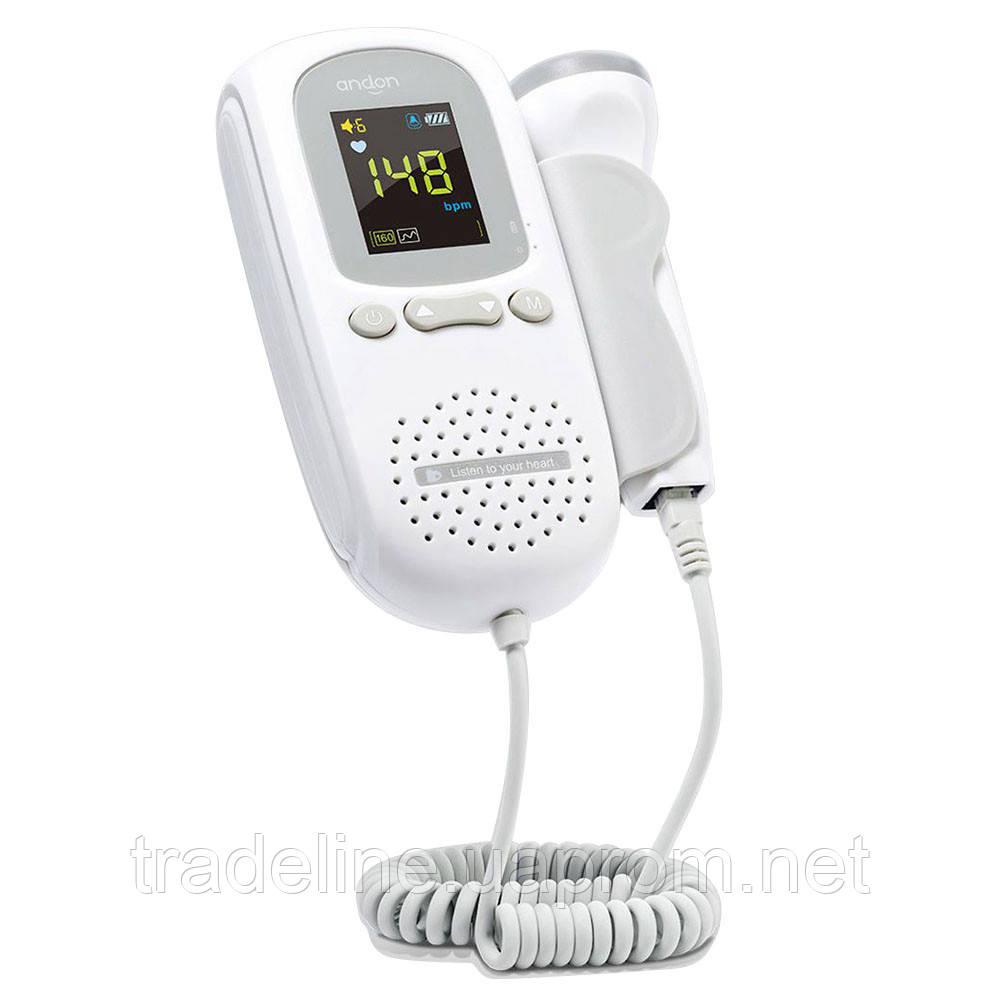 Допплер Xiaomi Andon Digital Fetal Doppler FD-600G White (FD600G)
