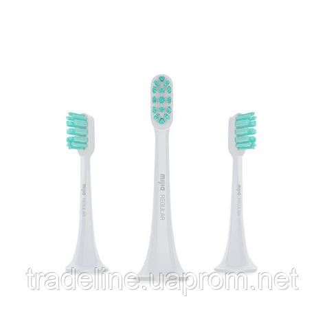 Насадки для зубной щетки Xiaomi MiJia Sound Electric Toothbrush (DDYS01SKS) 3 шт, фото 2