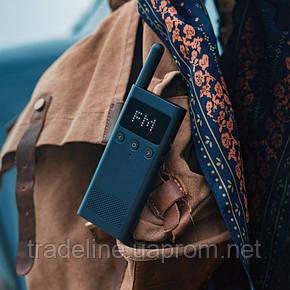 Рация Xiaomi Mijia Walkie Talkie 1S Black, фото 2