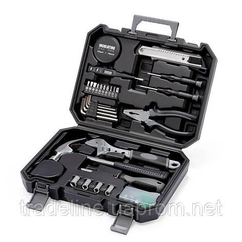 Набор инструментов Xiaomi Jiuxun Tools Toolbox (60 предметов), фото 2