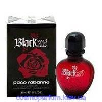 Туалетная вода Paco Rabanne - Black XS For Her (80мл. ТЕСТЕР)