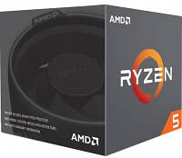Процессор AMD Ryzen 5 2600 3,9 GHz AM4 (YD2600BBAFBOX)